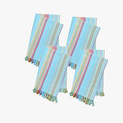 Food Network™ Colorful Stripes Napkin 4 pk