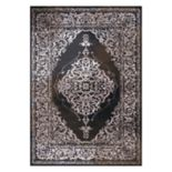"""United Weavers Christopher Knight Mirage Persia Framed Floral Rug - 2'7"""" x 3'11"""""""