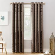 Sun Zero Blackout 1-Panel Extreme Elidah Theater Grade Window Curtain