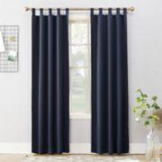 Sun Zero Ludlow Blackout Tab Top Window Curtain