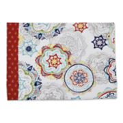 Food Network? Floral Medallion Placemat