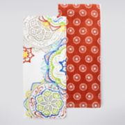 Food Network? Medallion Kitchen Towel 2-pk.