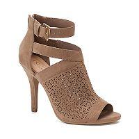 LC Lauren Conrad Yarrow Women's High Heel Ankle Boots