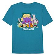 Boys 8-20 Pokemon Team Tee