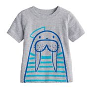 Baby Boy Jumping Beans® Walrus Softest Graphic Tee