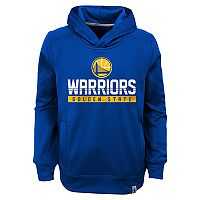 Boys 8-20 Golden State Warriors Playmaker Hoodie