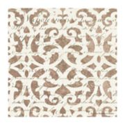 Thirstystone OCS French Taupe Pattern 4-pc. Coaster Set