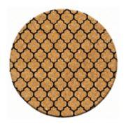Thirstystone Cork Coaster Set - Lattice 4-pc. Coaster Set