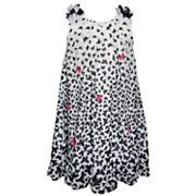 Girls 4-6x Blueberi Boulevard Butterfly Chiffon Dress
