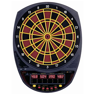 CricketPro 110 Electronic Talking Dartboard