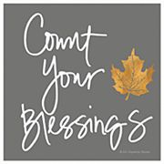 Thirstystone OCS Count Your Blessings 4 pc Coaster Set
