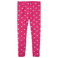 Toddler Girl Carter's Print Leggings