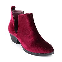 Olivia Miller Mineola Women's Ankle Boots