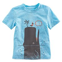 Toddler Boy Jumping Beans® Whale Ahoy Graphic Tee