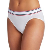 Jockey Retro Stripe Seamless Hi-Cut Panty 2254