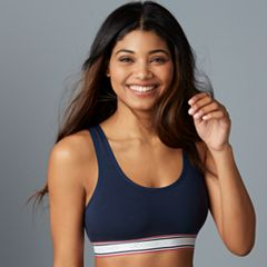 Jockey Bras: Retro Stripe Bralette 2253