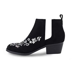Olivia Miller Rosedale Women's Ankle Boots