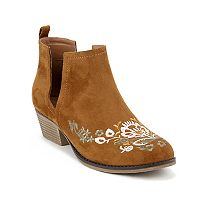 Olivia Miller Rosedale Women's Ankle Boots