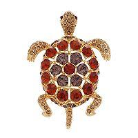Dana Buchman Openwork Turtle Pin