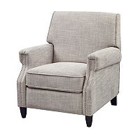 Madison Park Evanston Push Back Recliner Chair