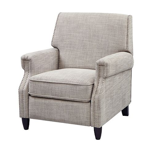Madison Park Evanston Push Back Recliner Chair