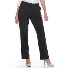 Women's Napa Valley Comfort Waist Straight-Leg Pants