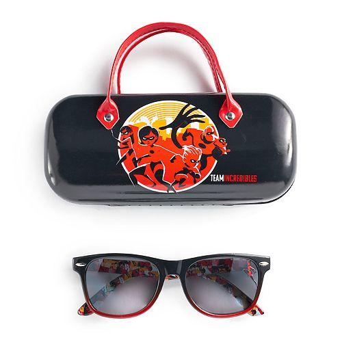 Disney / Pixar's The Incredibles Girls 4-16 Sunglasses & Hardcase Set