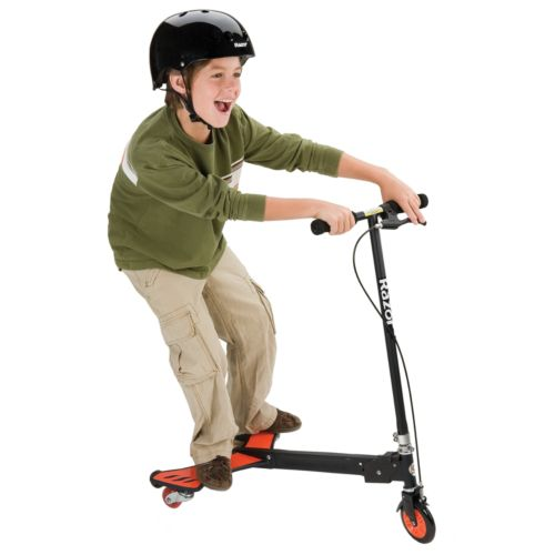 Razor Powerwing Caster Scooter - Black