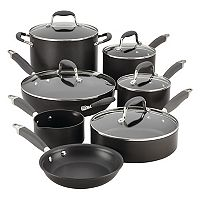 Anolon Advanced 12 pc Hard-Anodized Nonstick Cookware Set