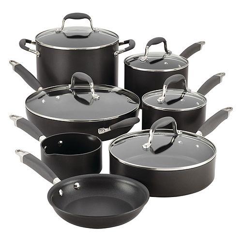 Anolon Advanced 12-pc. Hard-Anodized Nonstick Cookware Set