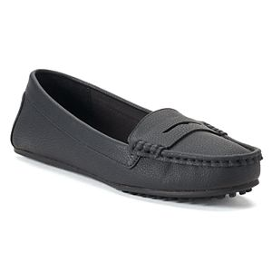 American Glamour by Badgley ... Mischka Allison Women's D'Orsay Loafers HIG5nTFP7C