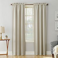 Sun Zero Mercer Blackout Window Curtain