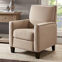 Madison Park Ferris Push Back Recliner Chair