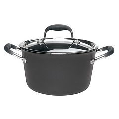 Anolon Advanced 4.5-qt. Hard-Anodized Nonstick Tapered Saucepot