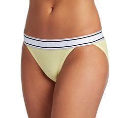 Jockey Retro Stripe String Bikini Panty 2252