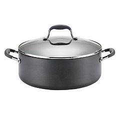 Anolon Advanced 7.5-qt. Hard-Anodized Nonstick Wide Stockpot
