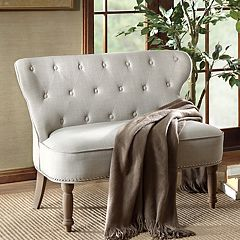 Madison Park Berkley Settee Loveseat