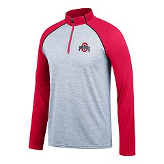 Men's Ohio State Buckeyes Elevate Pullover
