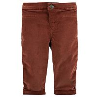 Baby Girl Carter's Corduroy Pants