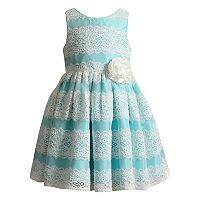 Girls 4-6x Youngland Lace & Sequin Dress