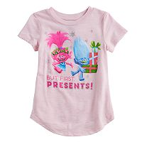 Toddler Girl Jumping Beans® DreamWorks Trolls Presents Graphic Tee
