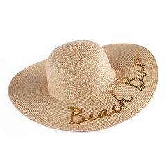 Women's SONOMA Goods for Life™ Beach Bum Floppy Hat