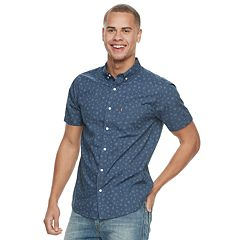 Men's Levi's Ringer Button-Down Shirt