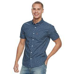 Men's Levi's Ringer Button-Down Shirt