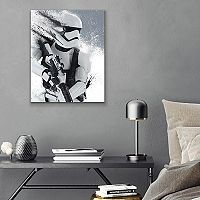 Star Wars First Order Stormtrooper Canvas Wall Art