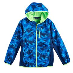 Boys 8-20 Free Country Colorblock Softshell Jacket