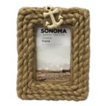 "SONOMA Goods for Life™ Nautical Rope 2"" x 3"" Frame"