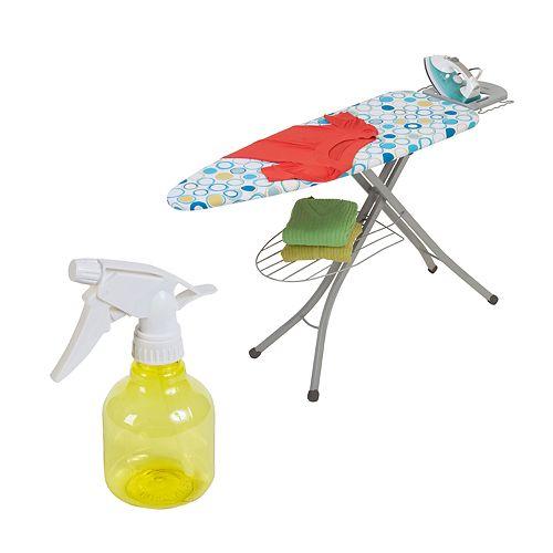 Honey-Can-Do Ironing Board & Spray Bottle Set