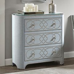 Madison Park Macarthur 3-Drawer Dresser