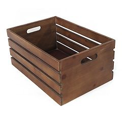 SONOMA Goods for Life™ Large Decorative Farmhouse Crate